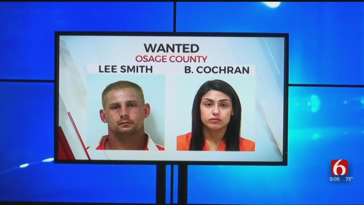Osage County Deputies Searching For Grand Larceny Suspects