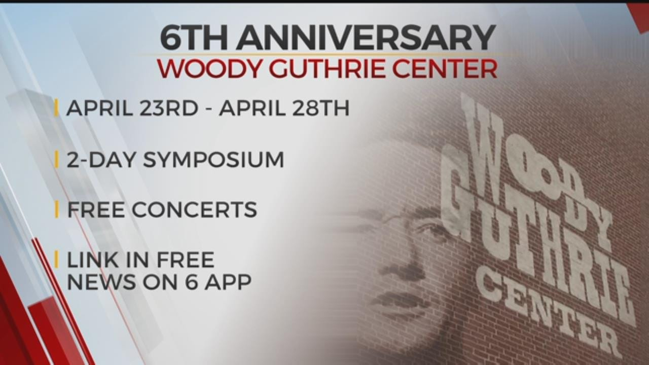 Woody Guthrie Center Celebrates 6 Years