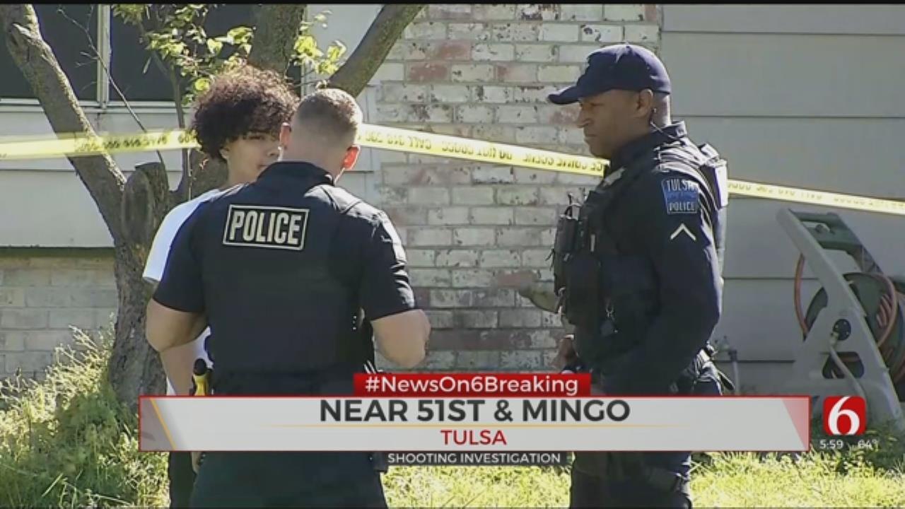 Tulsa Police Investigating Possible Domestic Shooting