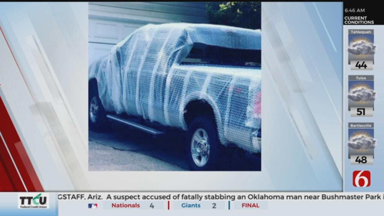 Inventive Ways To Protect Cars From Hail