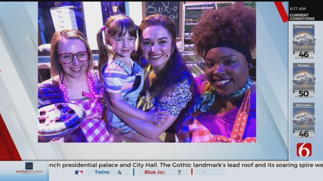 Local Actresses Take Part In 'Waitress'