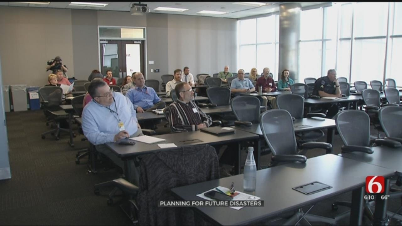 City Of Tulsa Updates Plans For Disaster Preparations