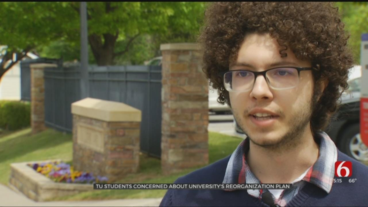 TU Students React To Planned Cuts And Program Changes