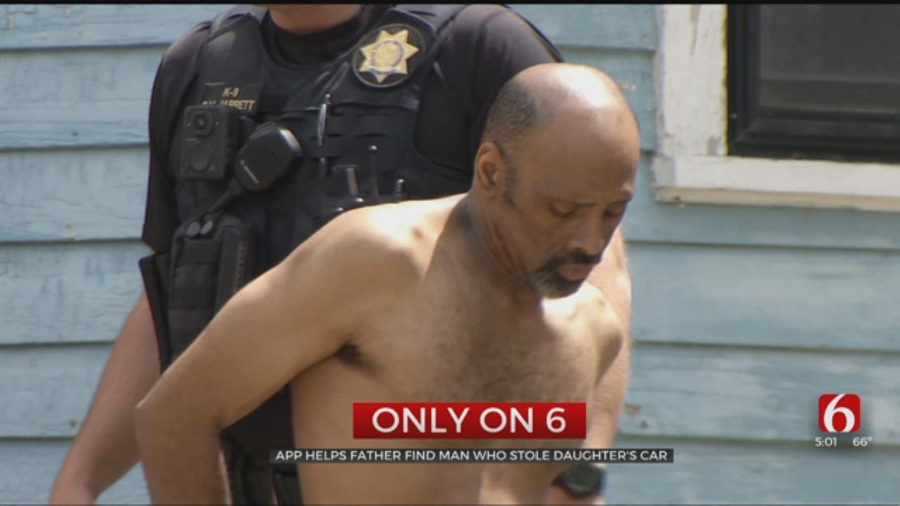 Tulsa Police Arrest Suspect After Chase
