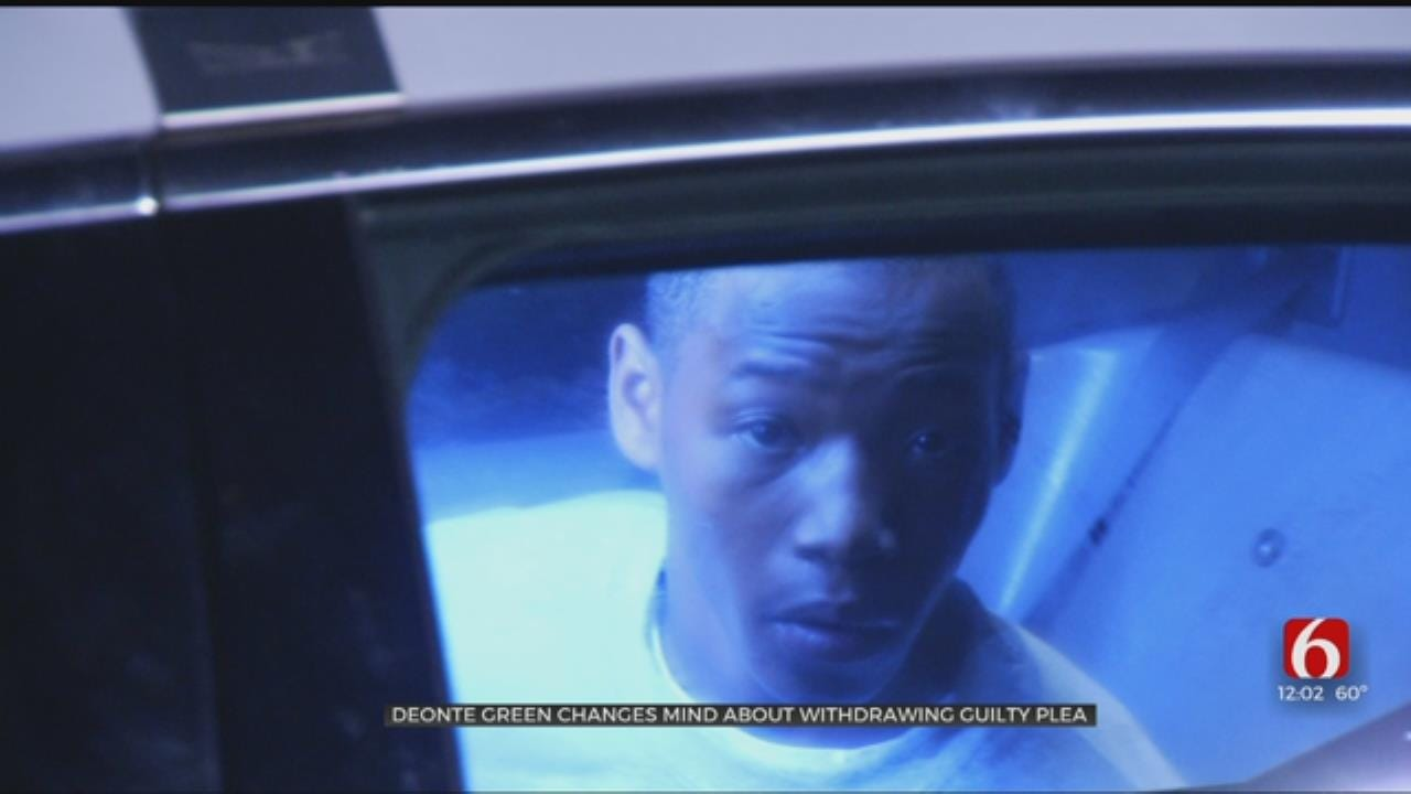 Tulsa Teen Asking To Withdraw Guilty Plea Returns To Court