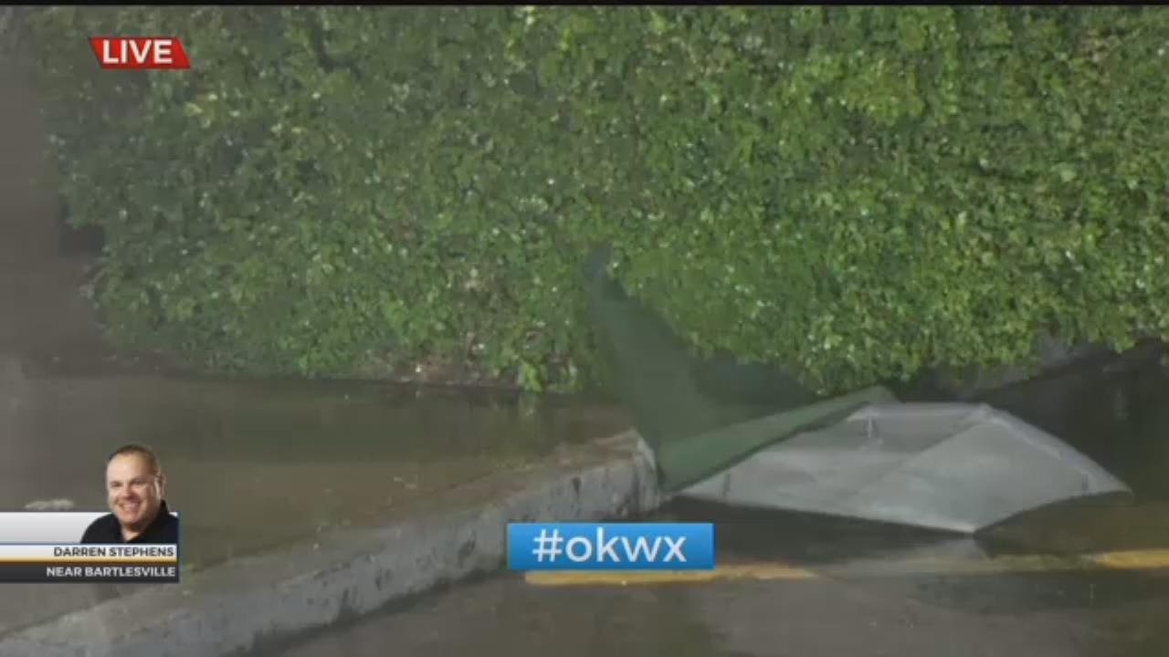 News On 6 Storm Tracker Reports Damage In Bartlesville