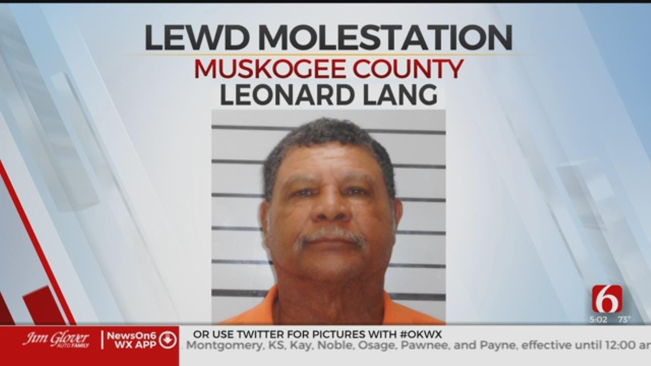 Muskogee County Man In Jail Accused Of Child Molestation