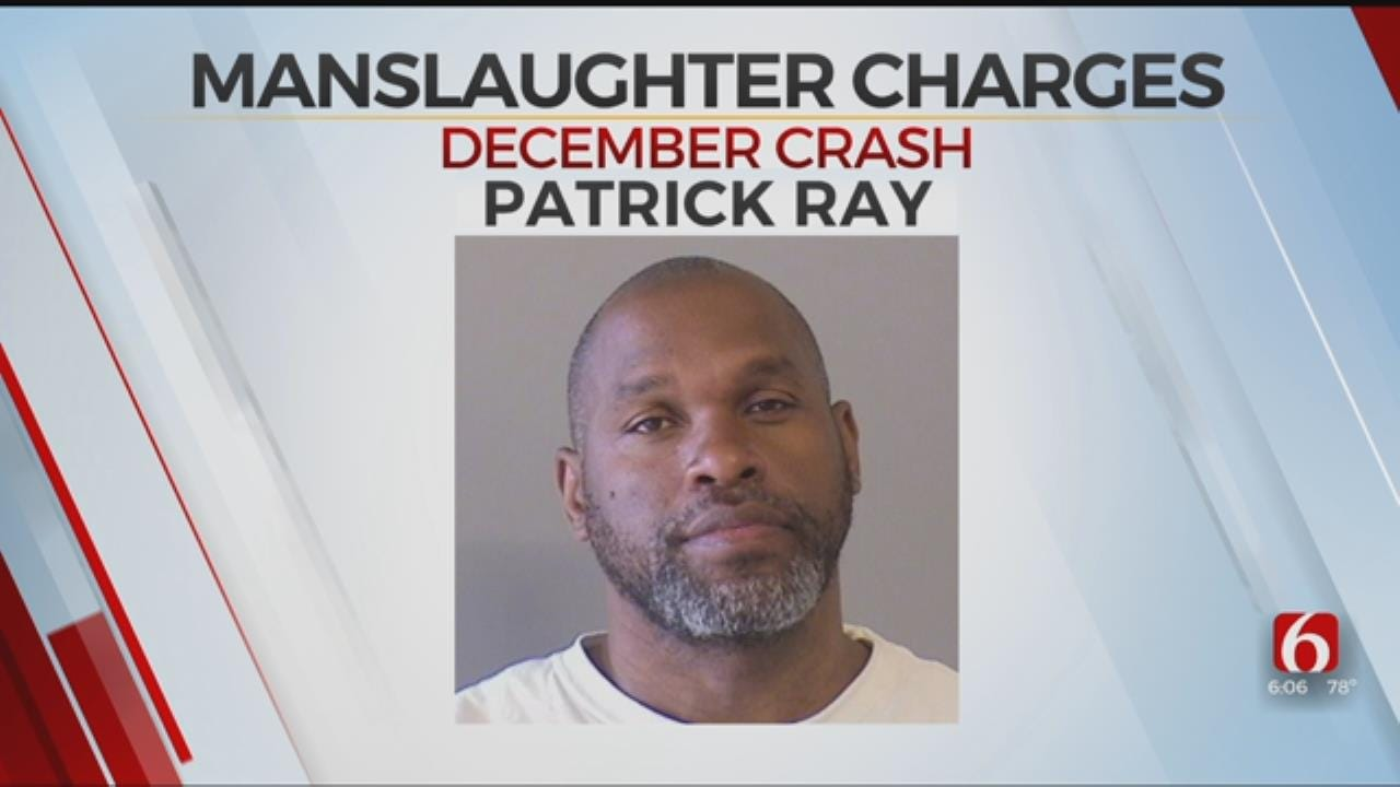 Tulsa Man Charged In Wreck That Killed 70-Year-Old Grandmother