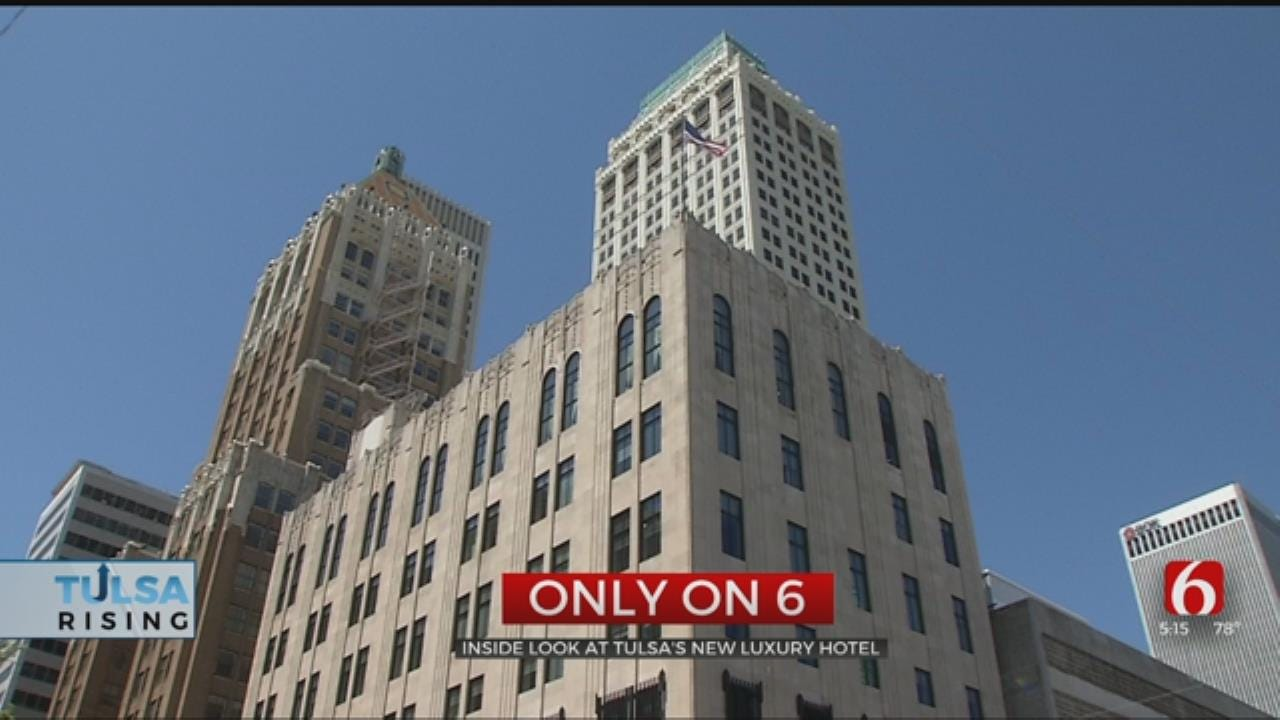 New Luxury Hotel To Open In Downtown Tulsa