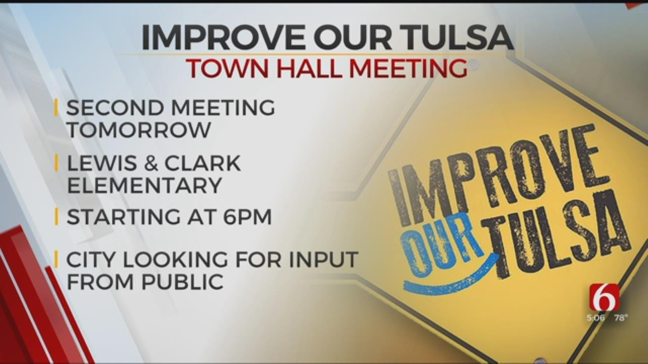 Spanish Interpreters Available At 'Improve Our Tulsa' Town Hall Tuesday