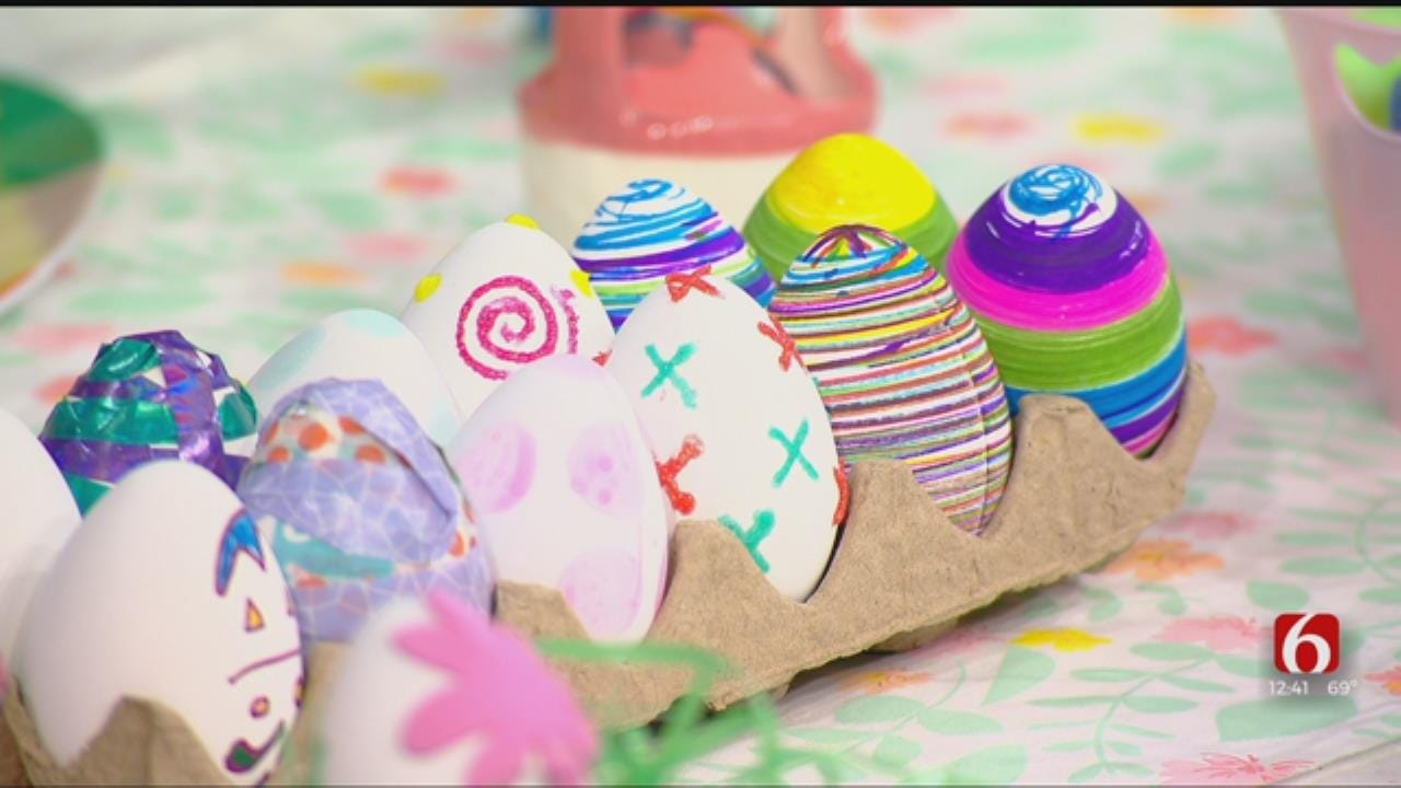 Creative & Mostly Mess-Free Easter Egg Decoration Tips