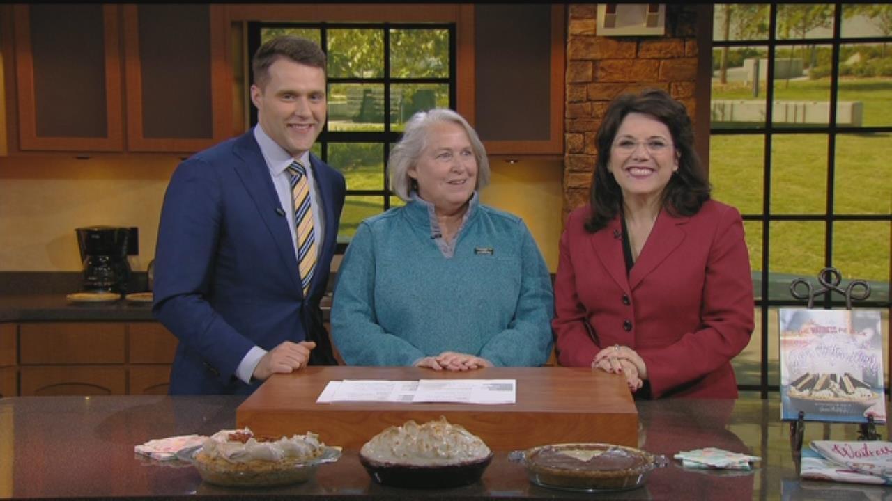 WATCH: 'Waitress' Pie-Tasting Winner Announced