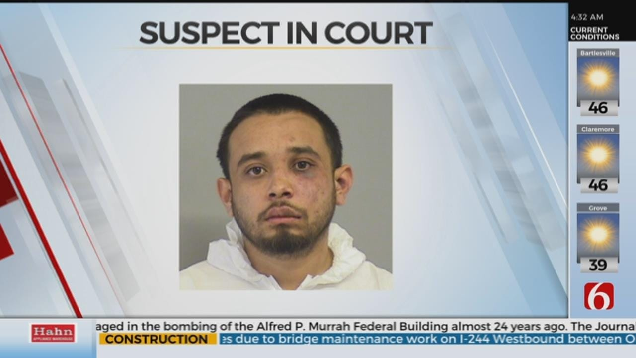 Bar Shooting Suspect In Court