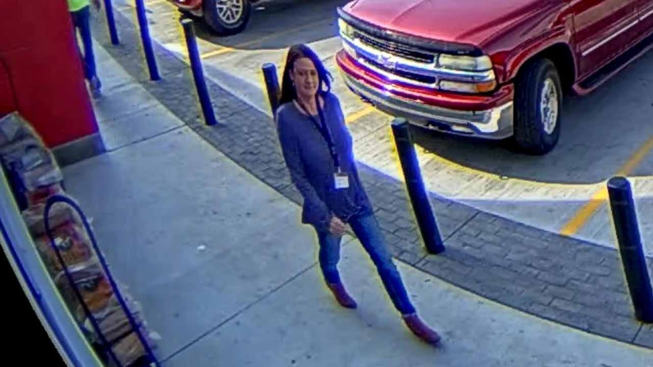 Woman In Custody After Caught On Camera Stealing A Purse