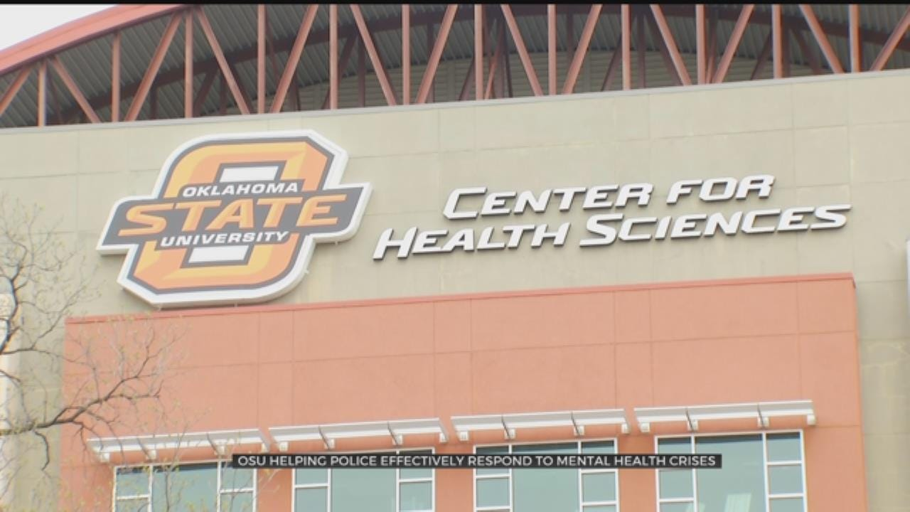 OSU Offering Free Mental Health Training to First Responders