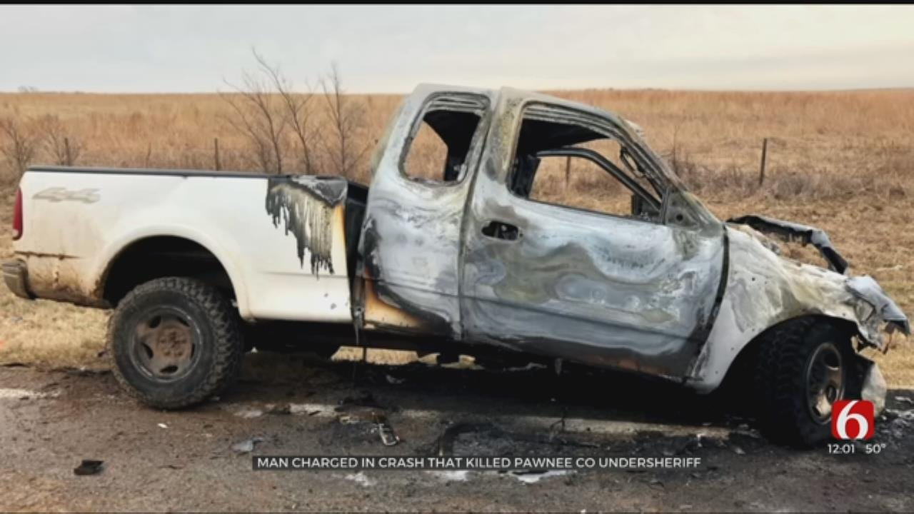 Manslaughter Charges Filed In Crash That Killed Pawnee County Undersheriff