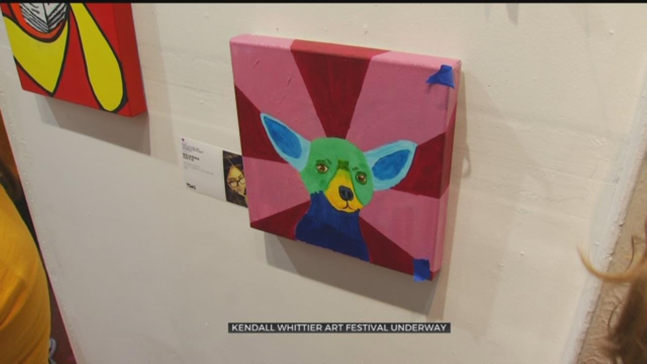 Kendall Whittier Art Festival Returns