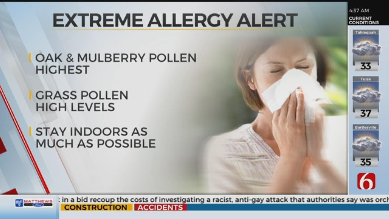 Extreme Allergy Alert