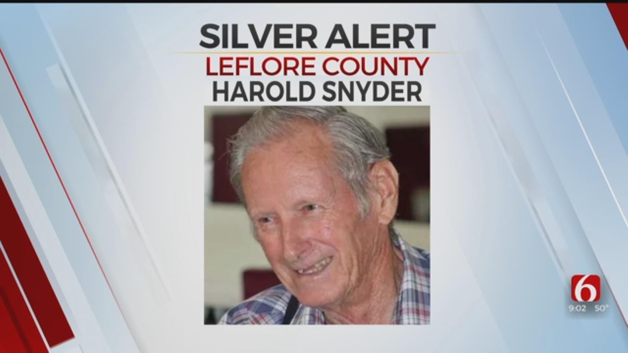 Silver Alert Issued Heavener Man With Dementia