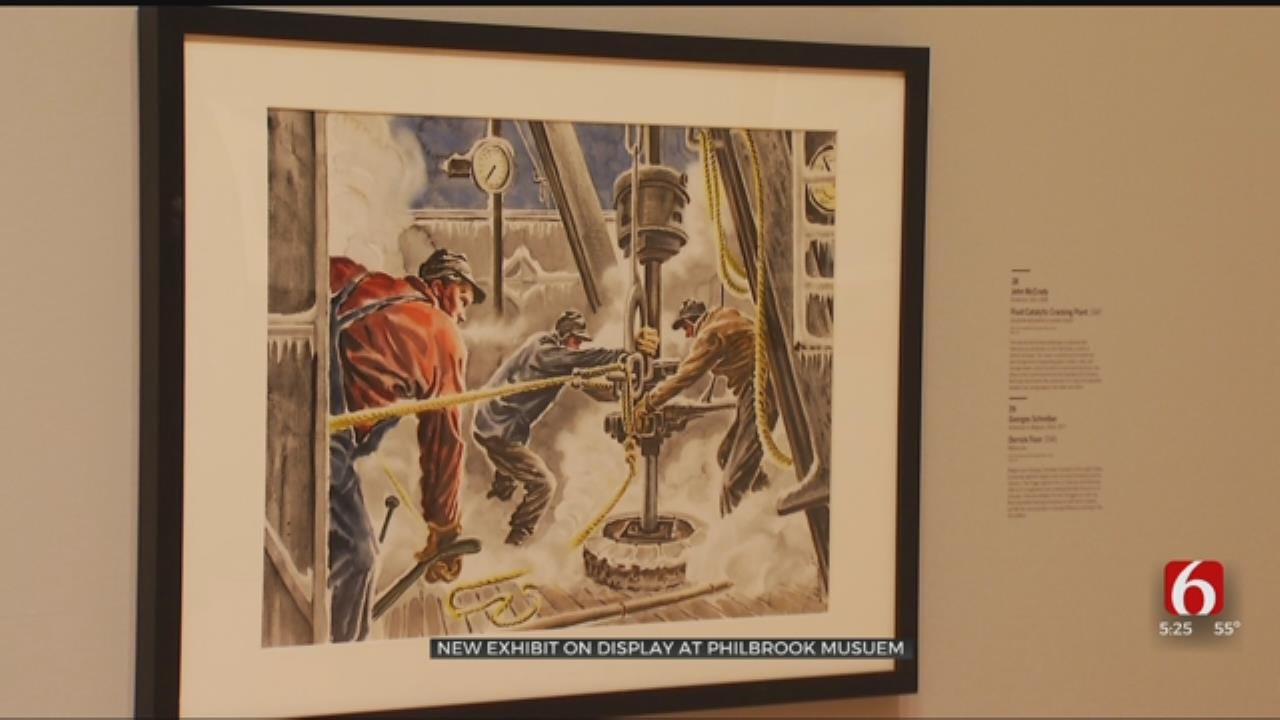 Philbrook Exhibit Explores The Making Of Modern America
