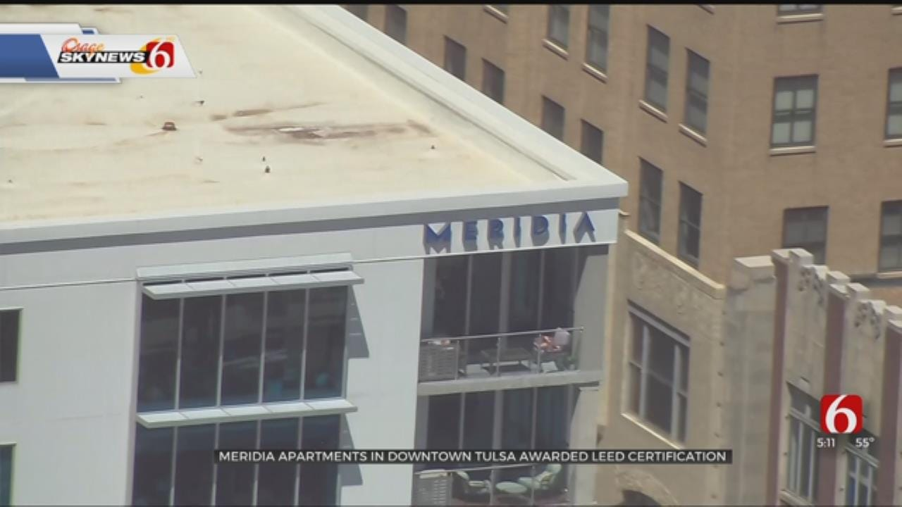 Tulsa Apartments Recognized For Saving Energy