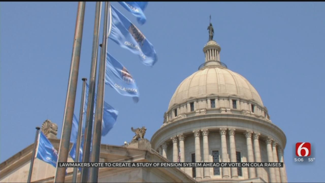 Oklahoma Lawmakers To Study Cost Of Living Raise For Public Service Retirees