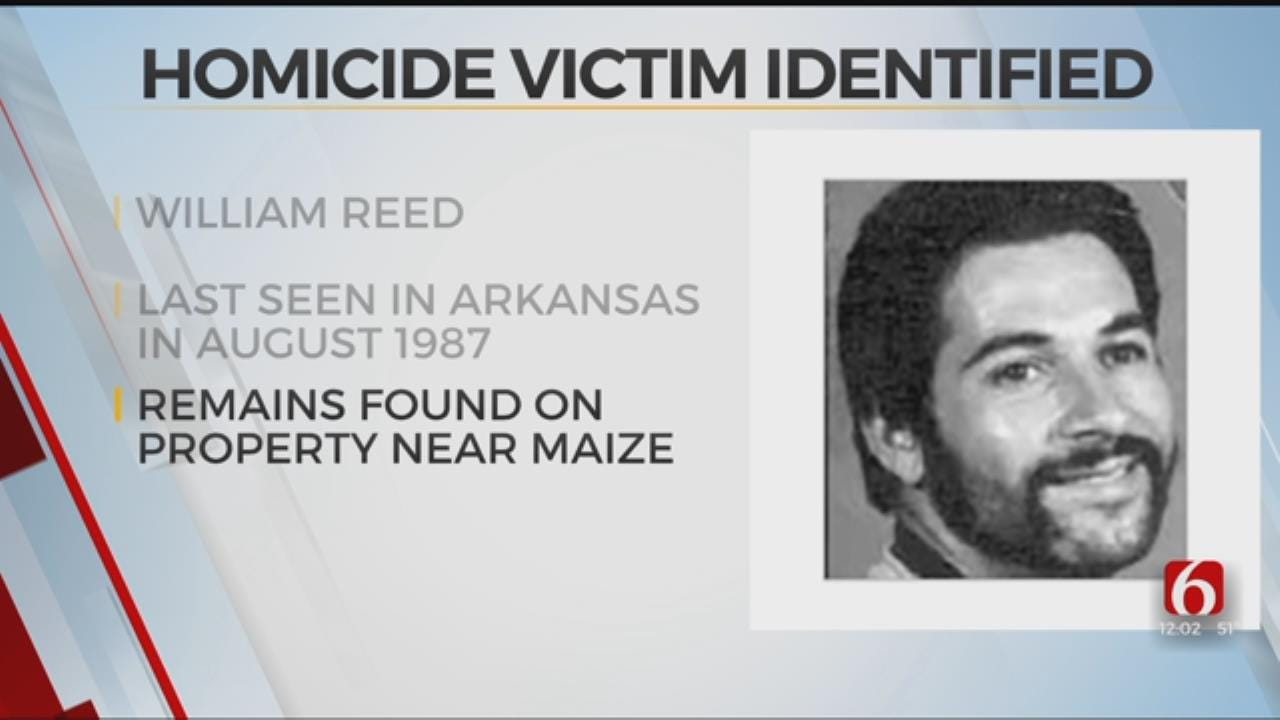 OSBI Identifies Remains Of Decades-Old Homicide Victim