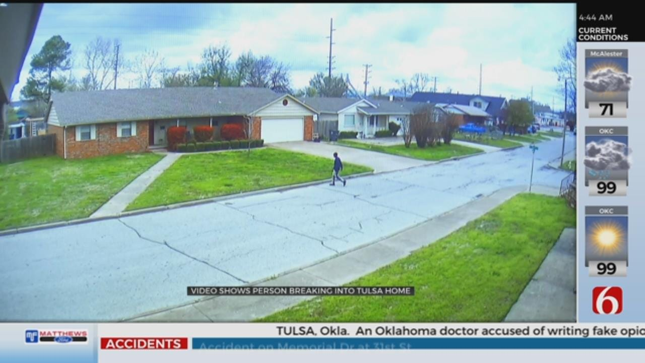 Home Near Elementary School Burglarized