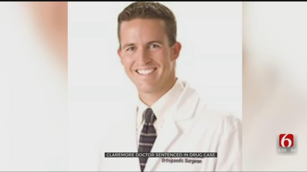 Claremore Doctor Sentenced To 5 Months For Role In Drug Conspiracy