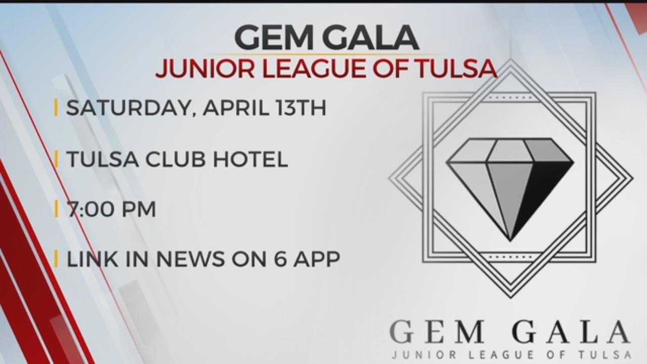 The Junior League Of Tulsa To Hold Gem Gala