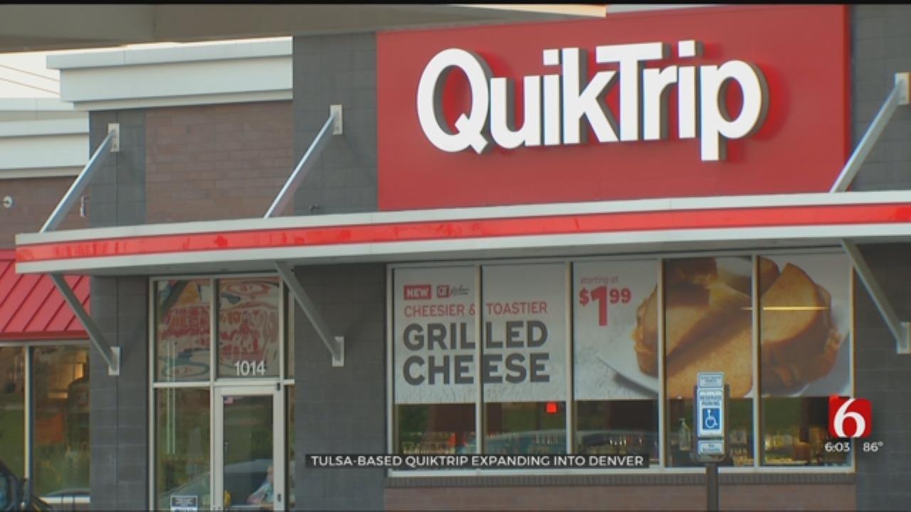 QuikTrip Expanding To Denver Locations