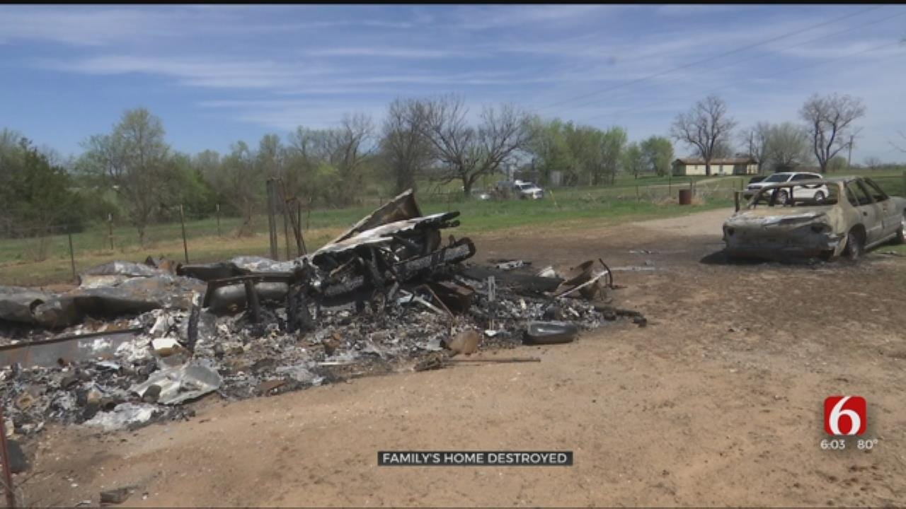Bristow Family Of 6 Lose Everything House Fire