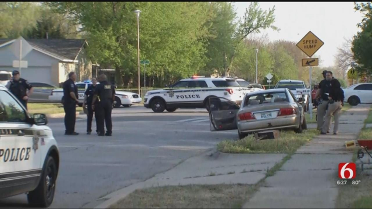 Pregnant Woman Shot, Tulsa Police Investigating