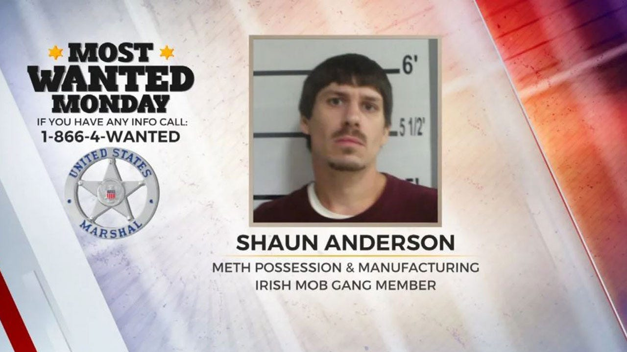 U.S. Marshals Arrest Suspect Wanted For Making Meth