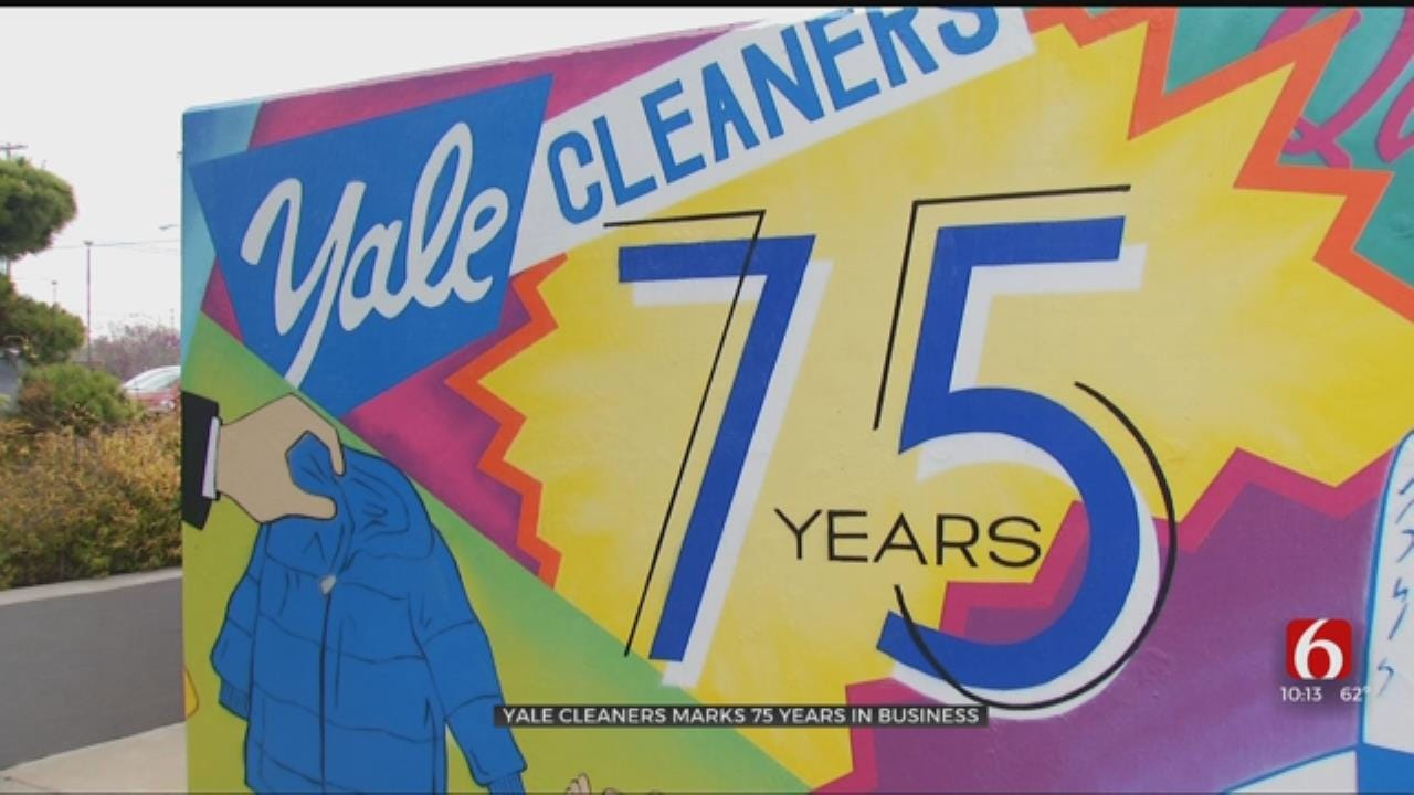 Tulsa's Yale Cleaners Celebrates 75 Years In Business