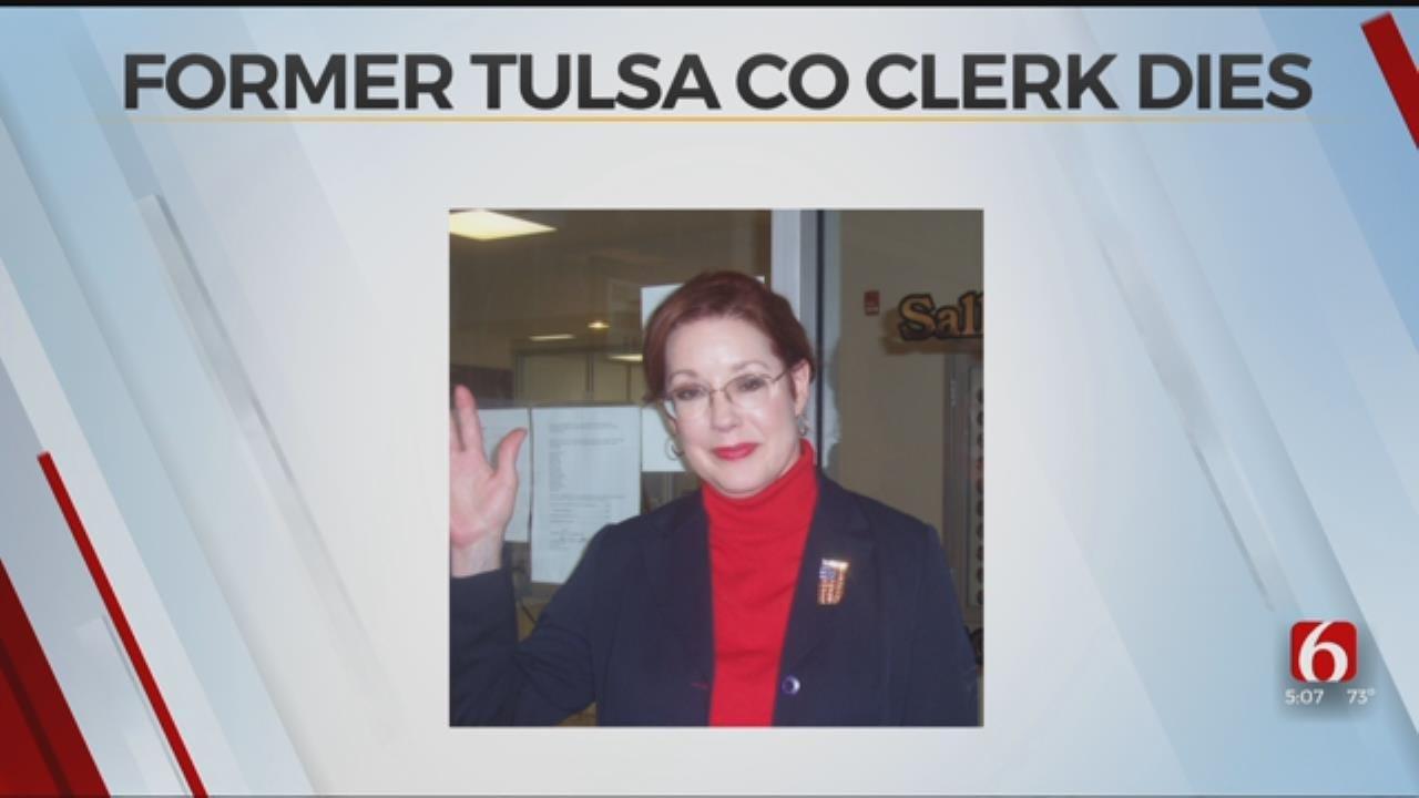 Former Tulsa County Clerk Sally Smith Dead At 66