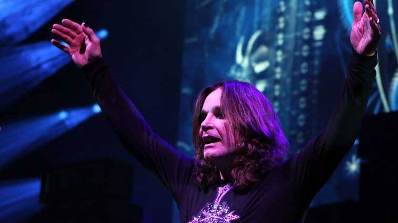 Ozzy Osbourne Cancels Rocklahoma Plans Due To Health Problems