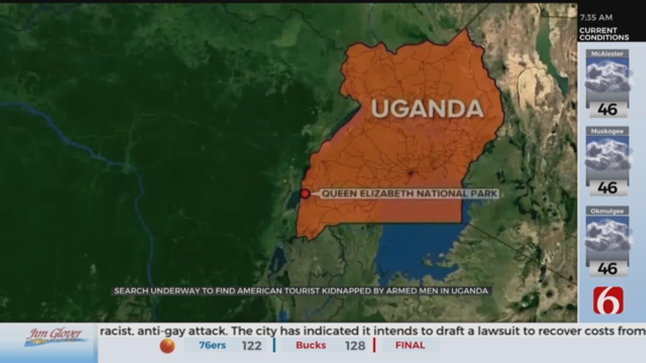 Search Continues For American Woman kidnapped On Safari In Uganda