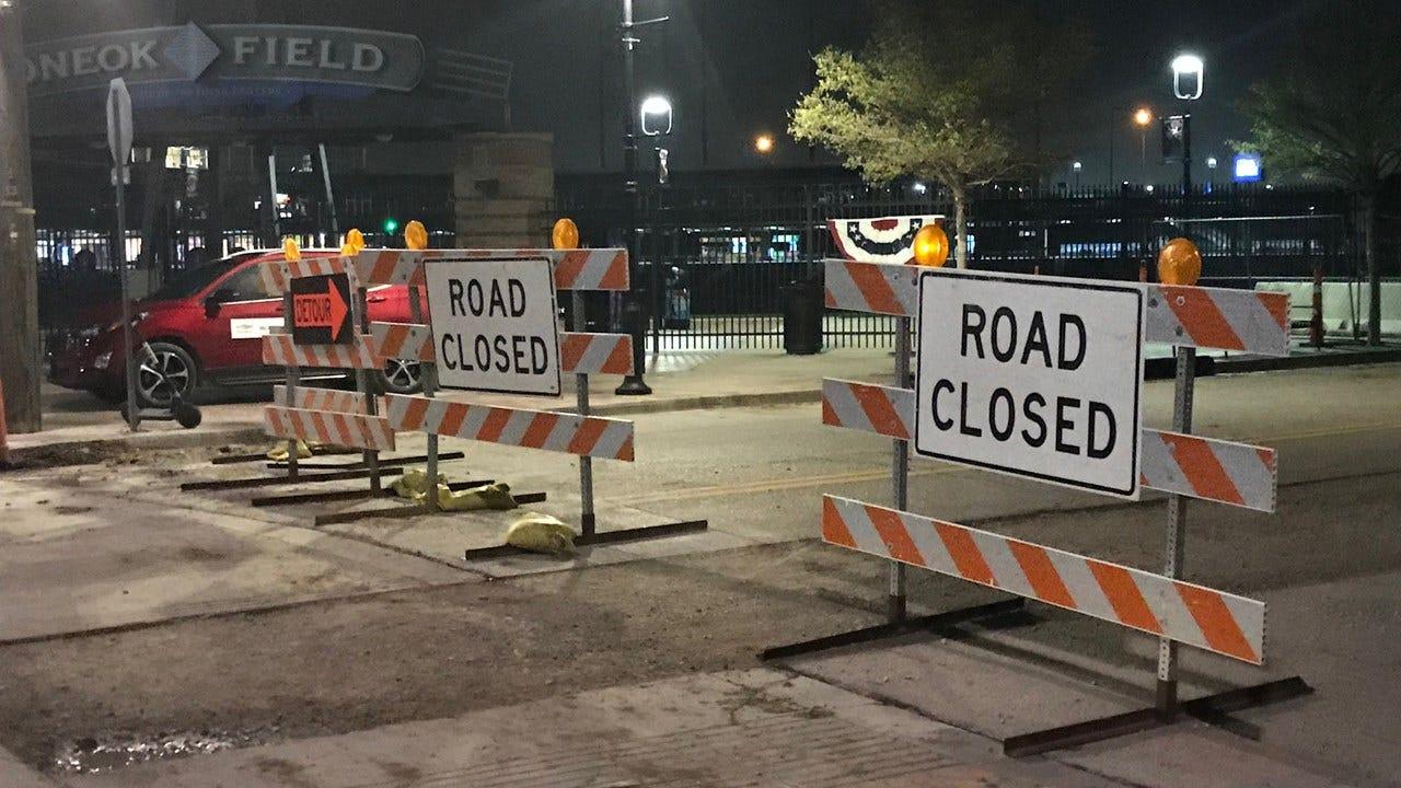 Tulsa Road Project Closes Lanes, Impacts Traffic