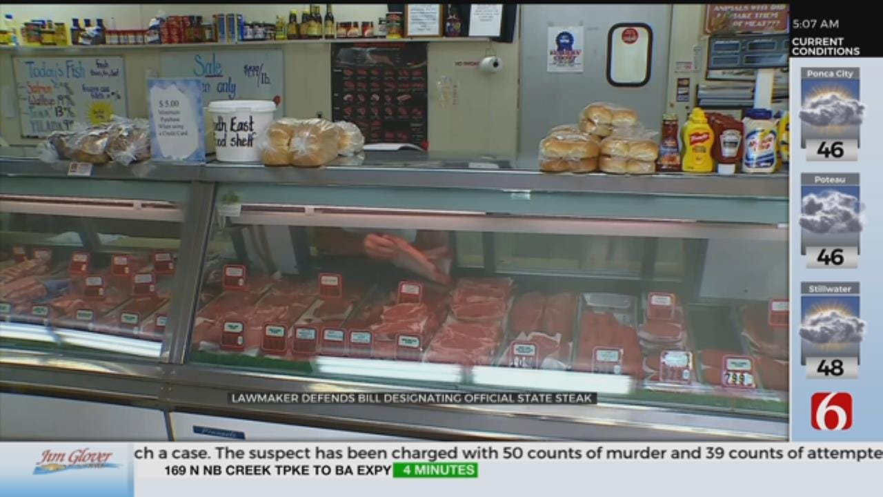 Some Lawmakers Have Beef With State Steak