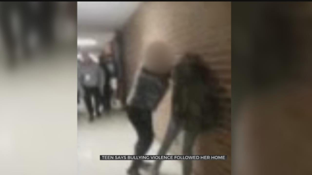 Video Shows Pryor Teen Being Punched, Thrown Against Wall