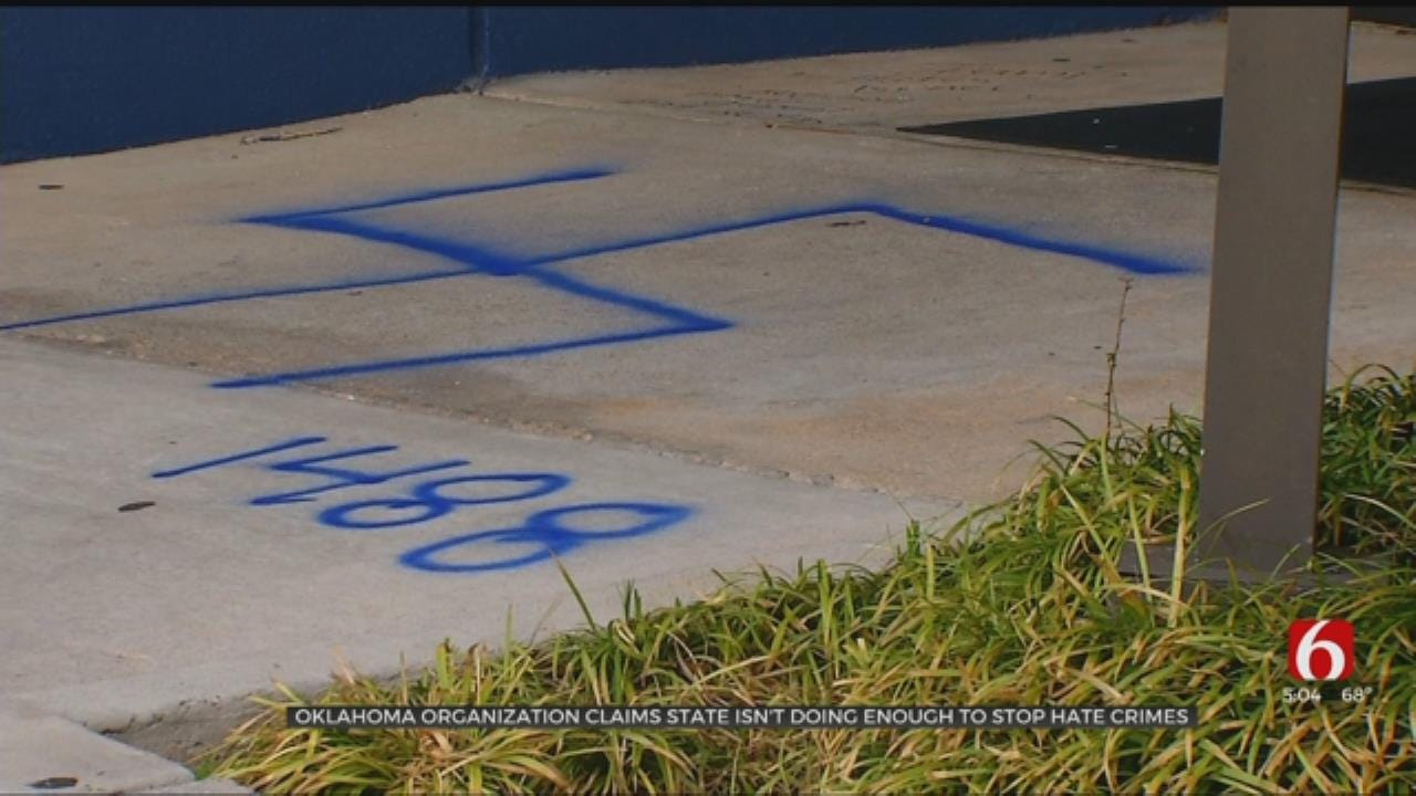 Organization Claims Oklahoma Not Doing Enough To Stop Hate Crimes