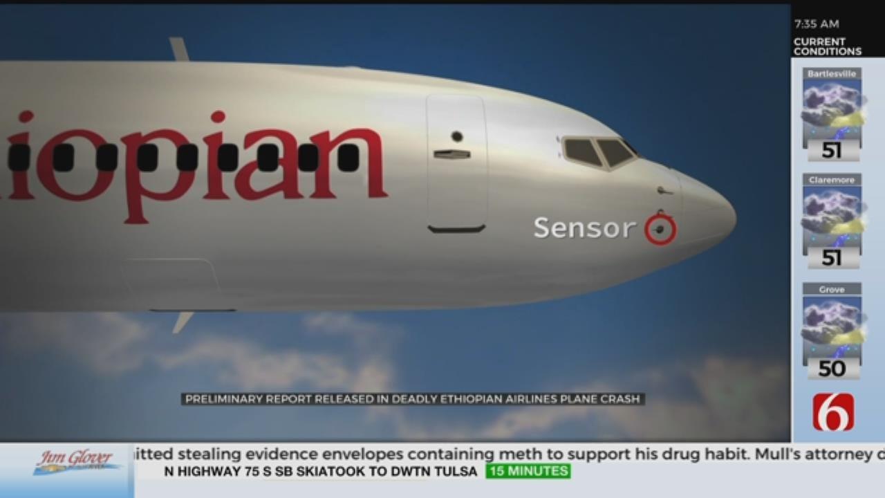 Ethiopia Says Doomed Flight 302 Crew Followed Boeing's Guidance
