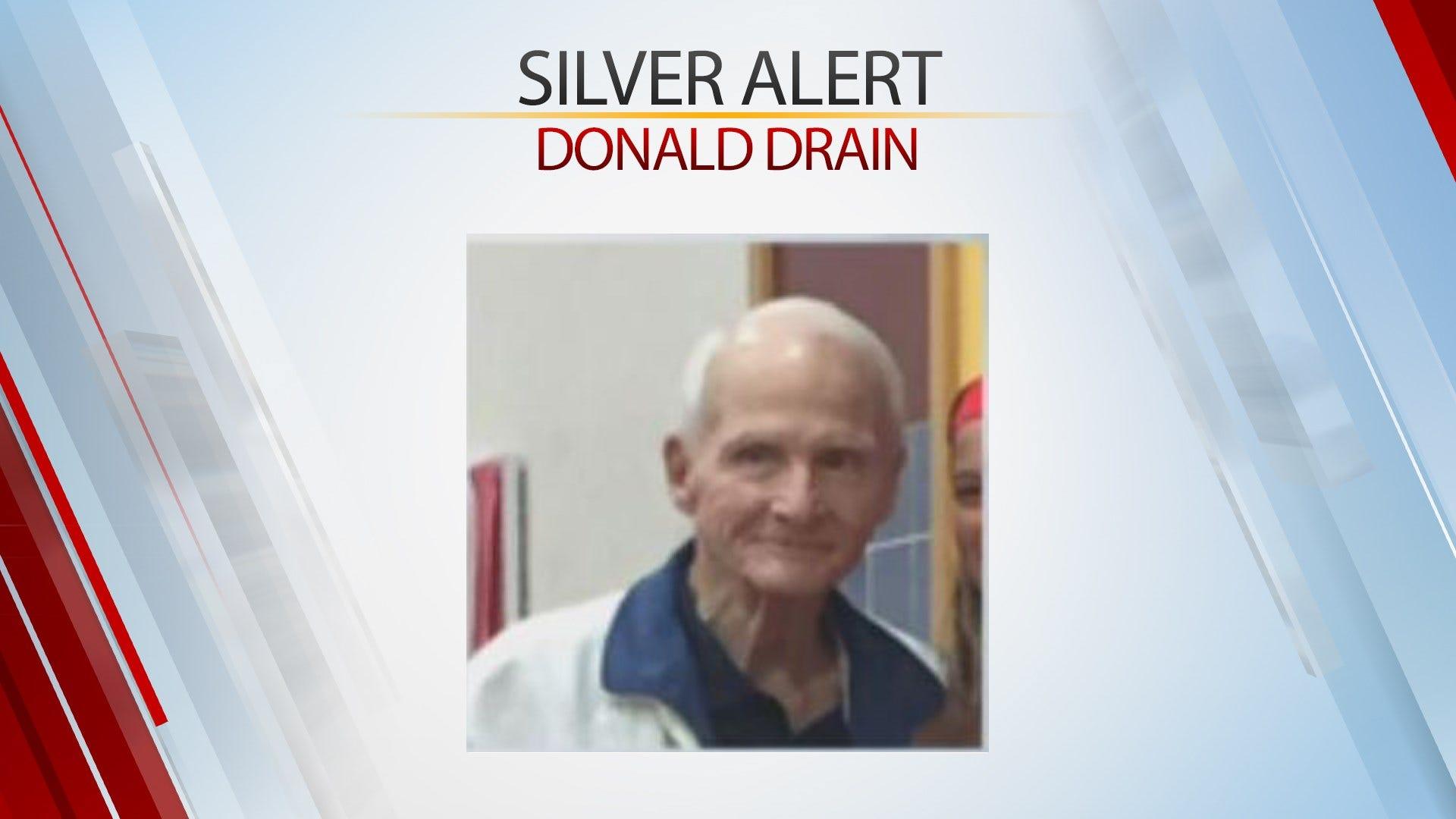 Silver Alert Issued For Missing Broken Arrow Man
