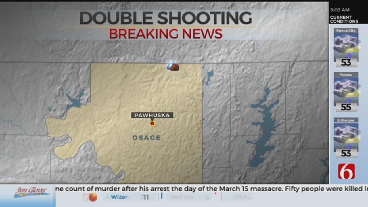 2 People Shot In Osage County