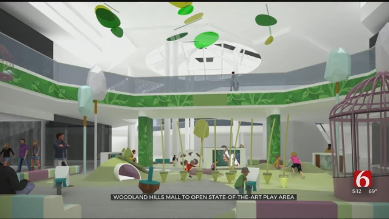 Woodland Hills Mall To Open State-Of-The-Art Play Area