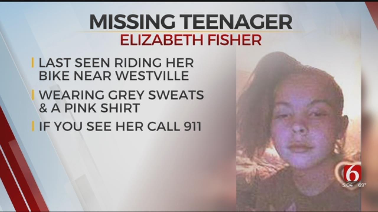 14-Year-Old Westville Girl Missing, Endangered