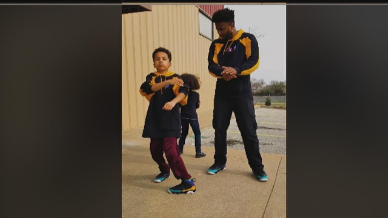WATCH: Dancing Tulsa Family Goes Viral