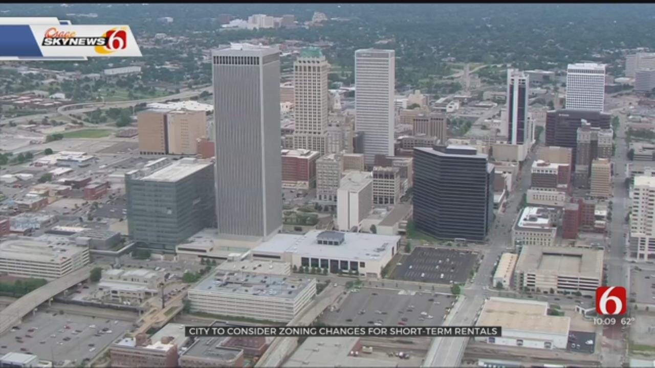 City Of Tulsa Expected To Approve Changes To Short Term Rentals Like Airbnb
