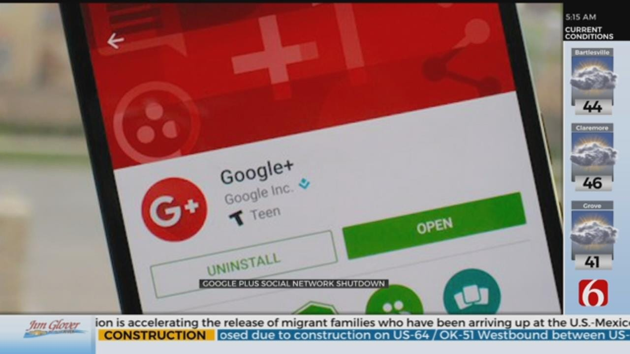 Nearly 8 Years After Launch, Google Plus Is Dead